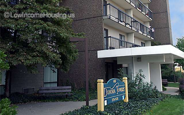 Donora Towers Senior Apartments