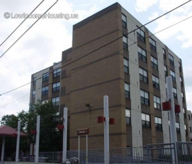 Honus Wagner Plaza Senior Apartments