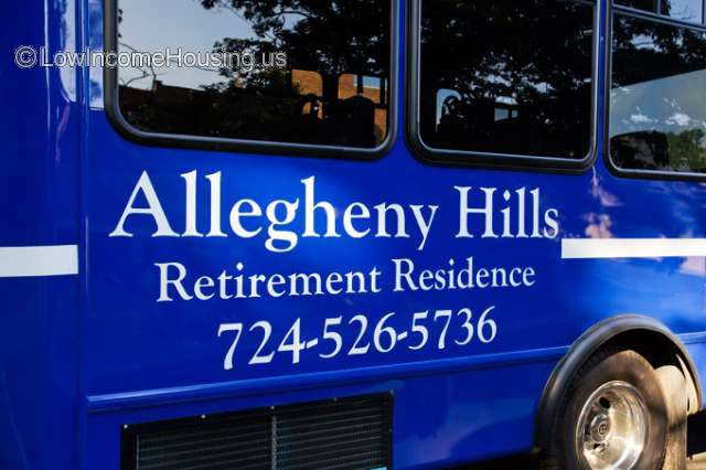 Allegheny Hills Retirement Residence