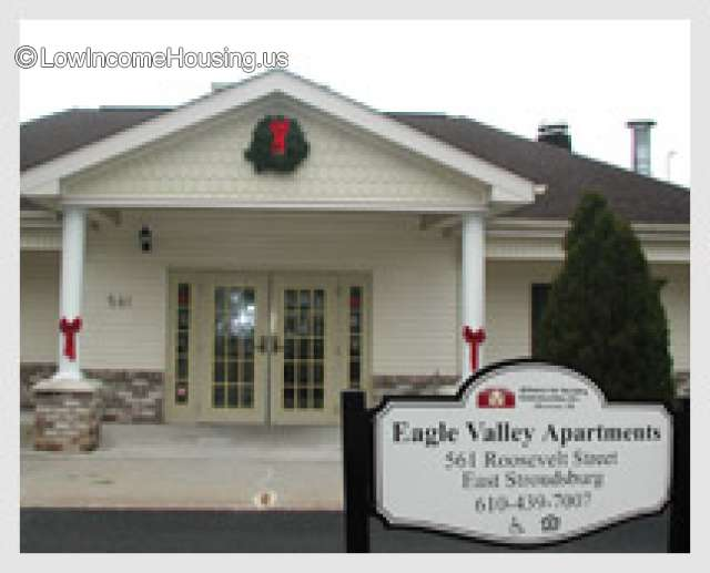 Eagle Valley Apartments for Seniors