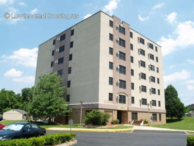 Antonian Towers Senior Apartments