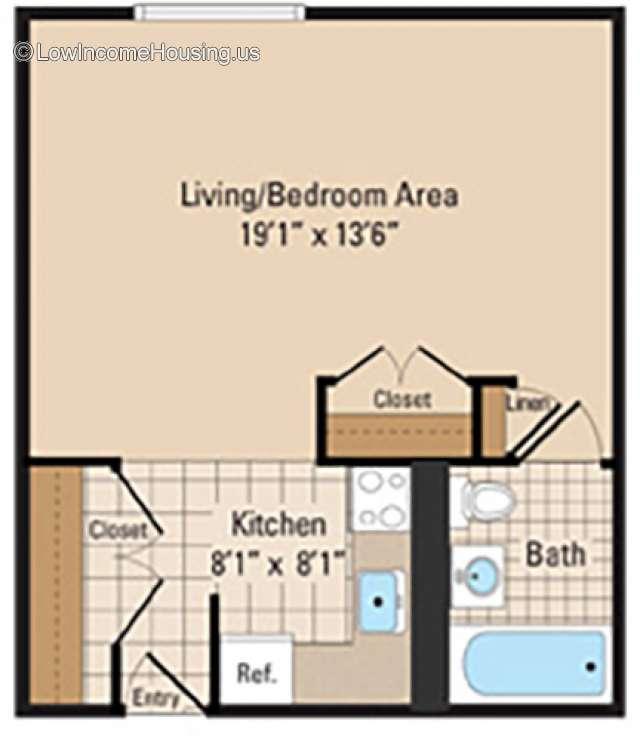 Temple Apartments For Seniors