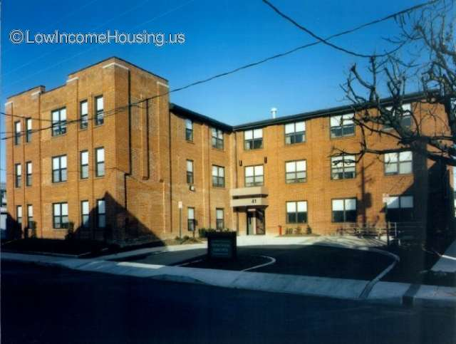 Market House Senior Apartments