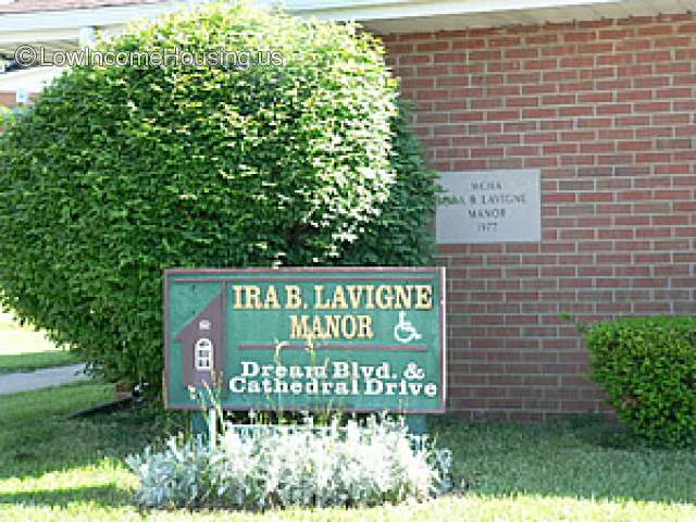 Lavigne Manor Senior Apartments