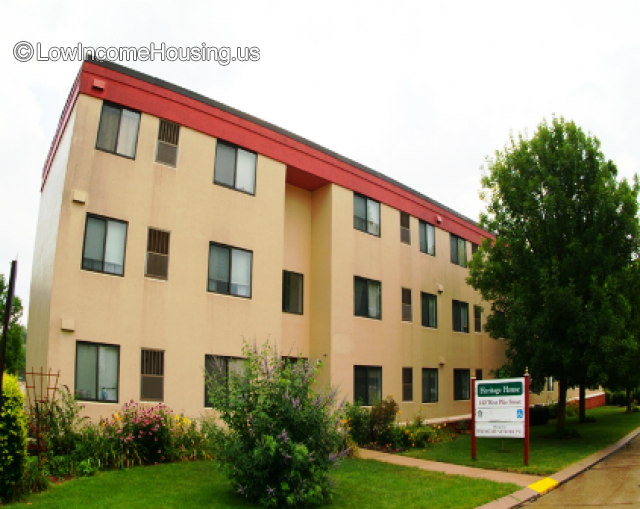 Upland Low Income Apartments
