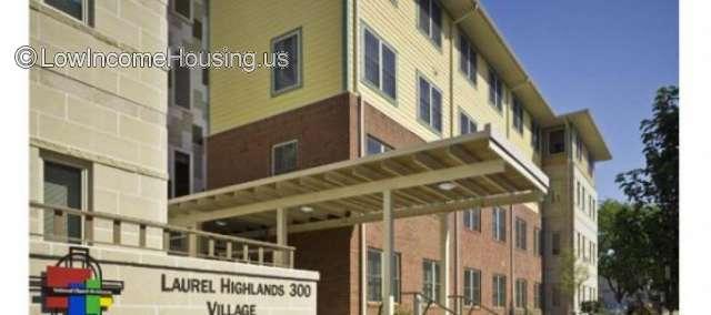 Laurel Highlands Village Senior Apartments