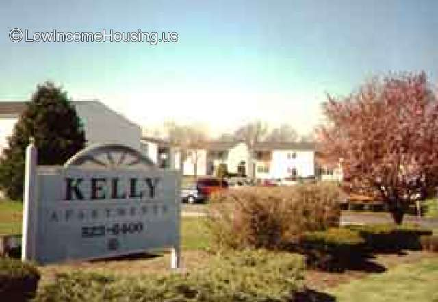 Kelly Apartments for Elderly, Handicapped/Disabled