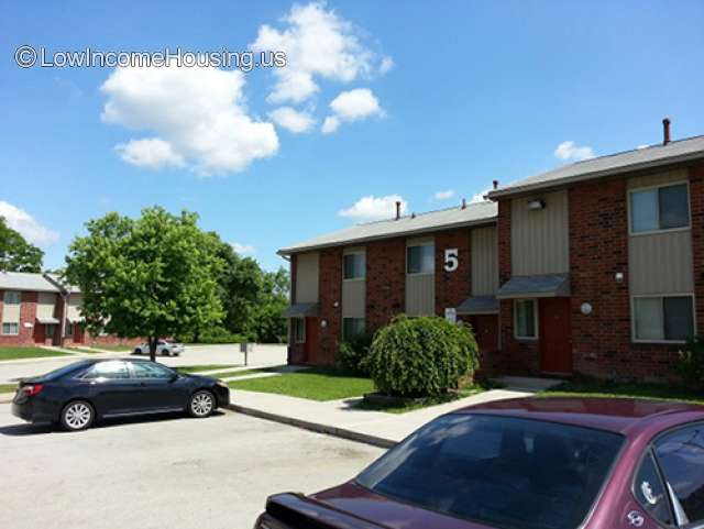 Rolling Woods Apartments North Versailles Pa