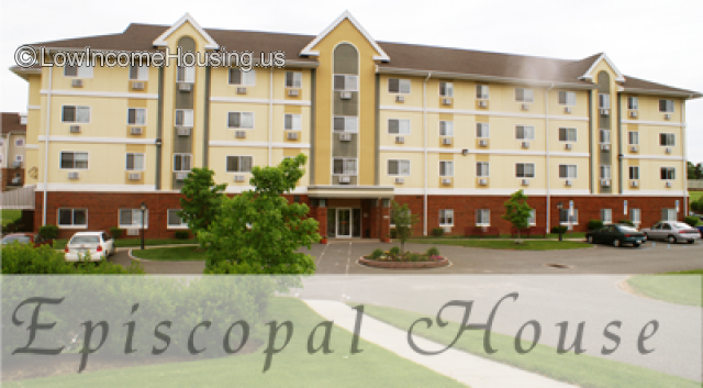 Episcopal House Senior Apartments