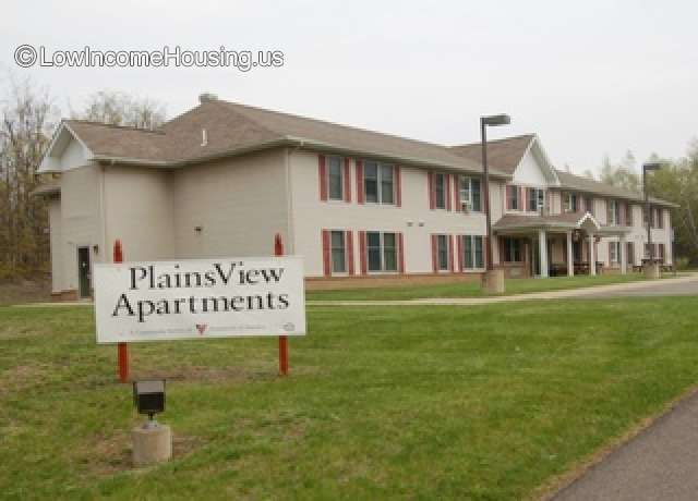 Plainsview Apartments for the Disabled