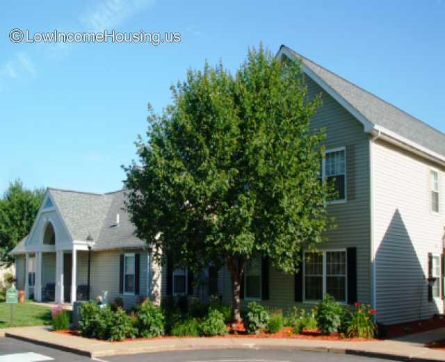 Saxonburg Commons Senior Apartments
