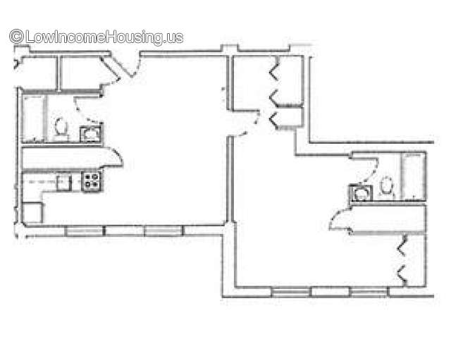 Geneva House Senior Apartments