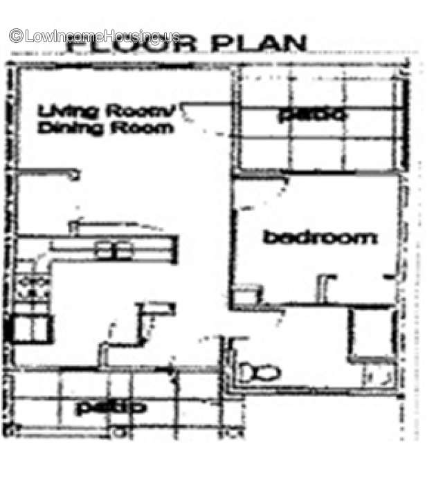 1 Bedroom Apartments Low Income: Ranch Street Commons For The Disabled