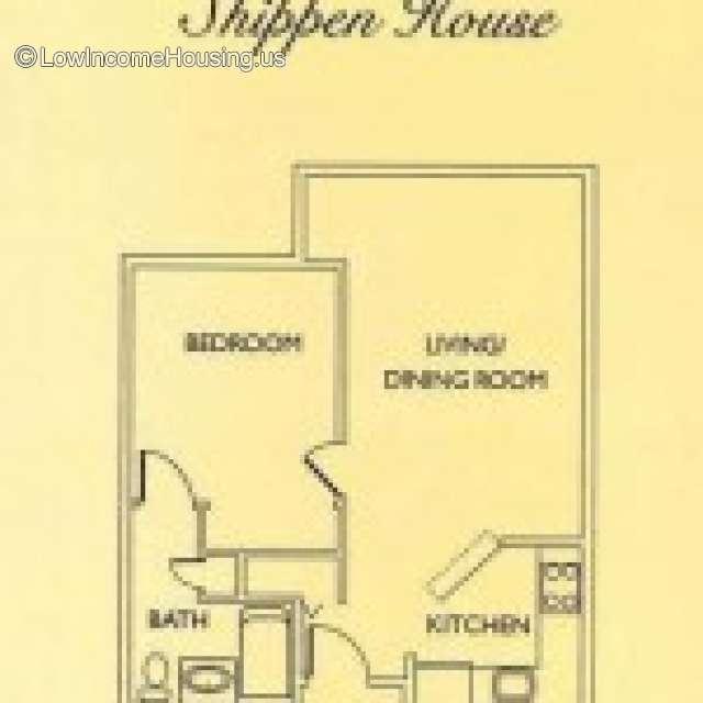 Shippen House Senior Apartments