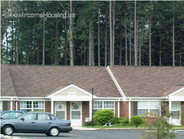 Sprucewood Commons Senior Apartments