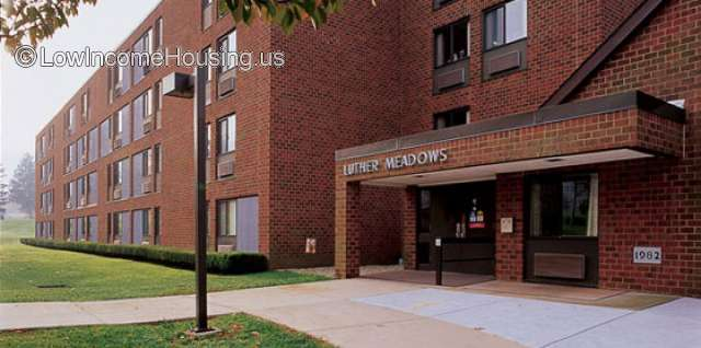 Luther Meadows Senior Apartments