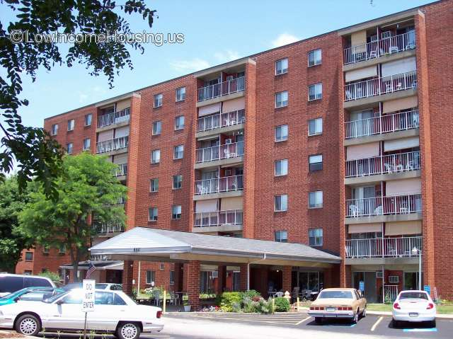Thomas Campbell Apartments | 850 Beech St, Washington, PA ...