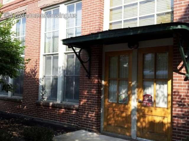The Palmer House Senior Apartments