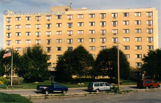 Quemahoning Towers Senior Apartments