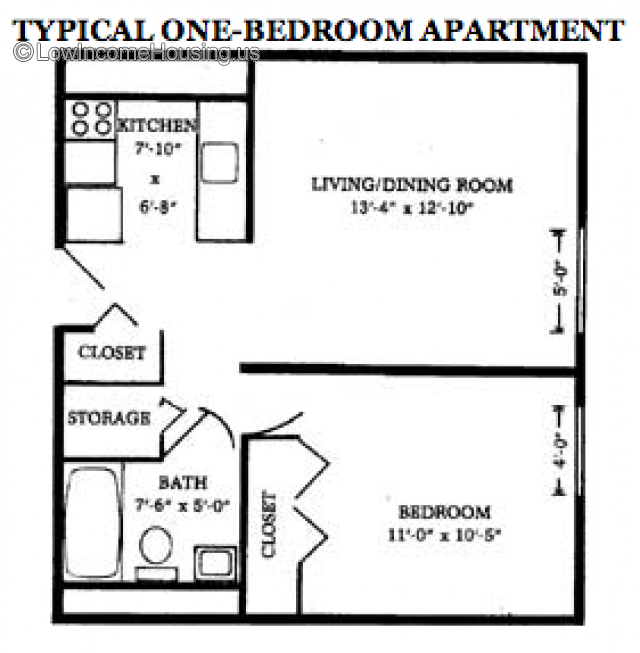 Midtowne Apartments for Seniors