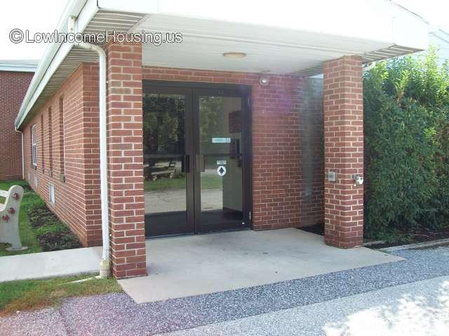 Cloverfield Apartments for Seniors
