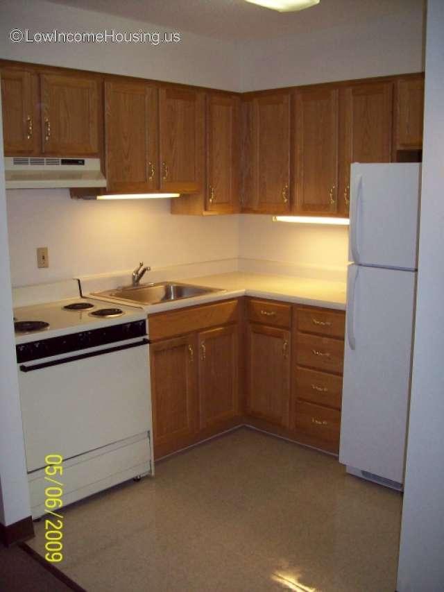 Delphia House Senior Apartments