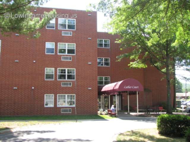 Luther Court Senior Apartments