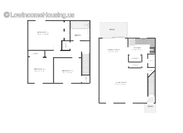 Carriage House Apartments - Senior Apartments