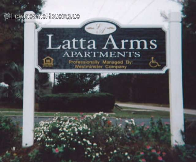 Latta Arms Apartments