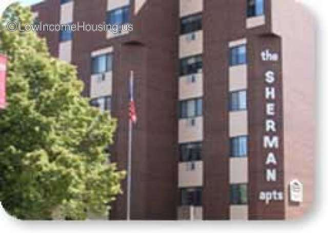 Sherman Apartments