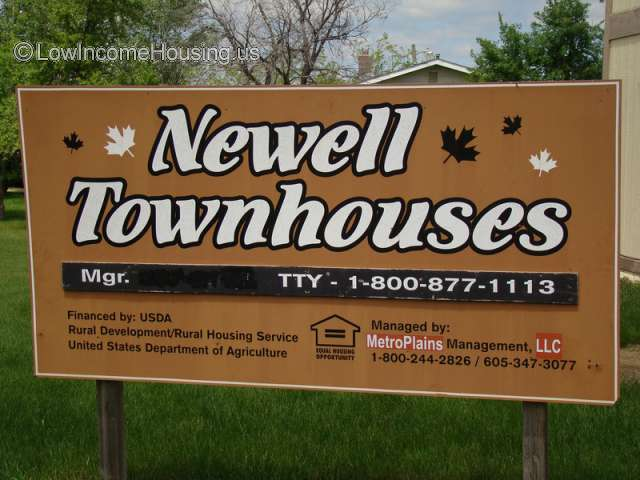 Newell Townhouses