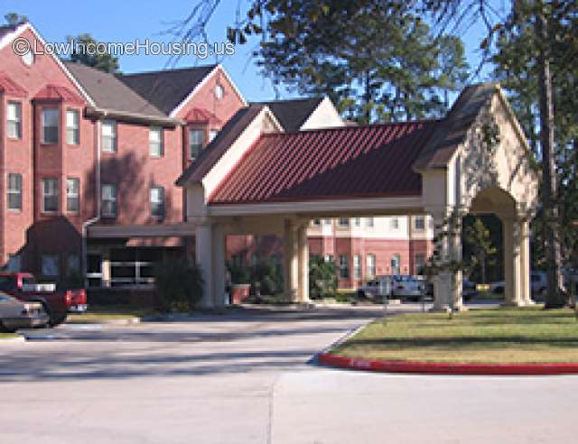 Cornerstone Gardens Apartments for Seniors