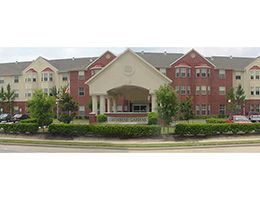 Creekbend Gardens Apartments for Seniors