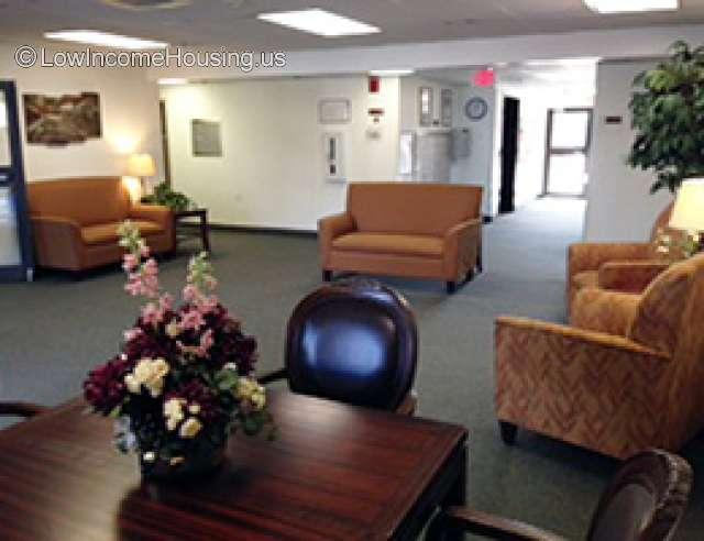 Towne Creek Apartments for Seniors