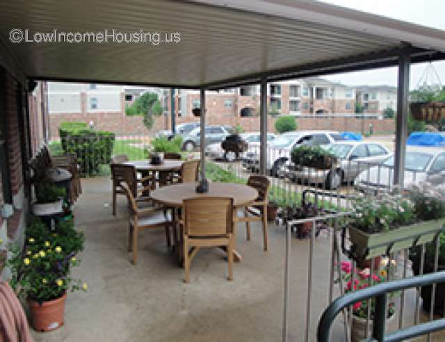 Mesquite Gardens Apartments for Seniors