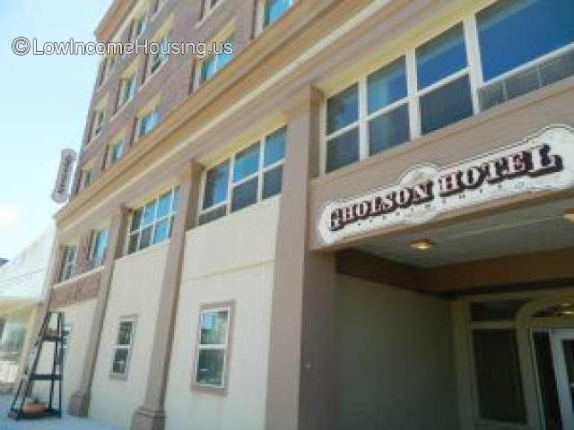 Gholson Hotel