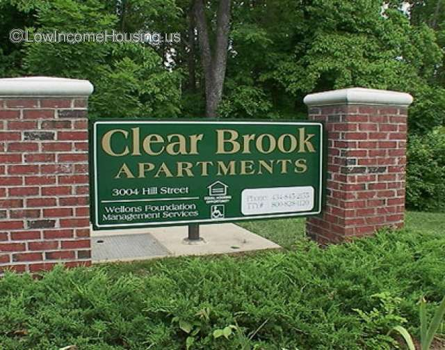 Clear Brook Senior Apartments
