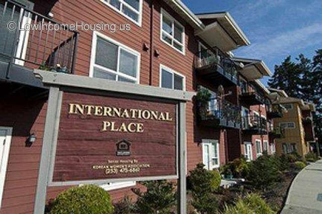 International Place Apartments