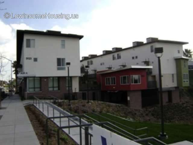 San Diego Low Income Apts