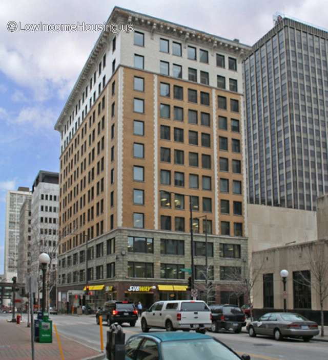 Commerce Building Apartments - St Paul