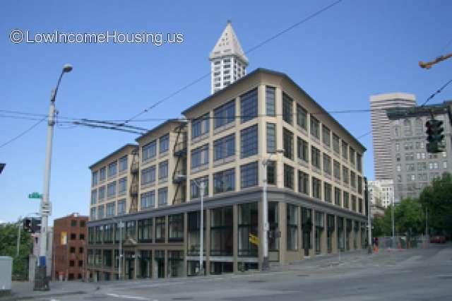 Artspace USA Seattle - Tashiro Kaplan Artist Lofts