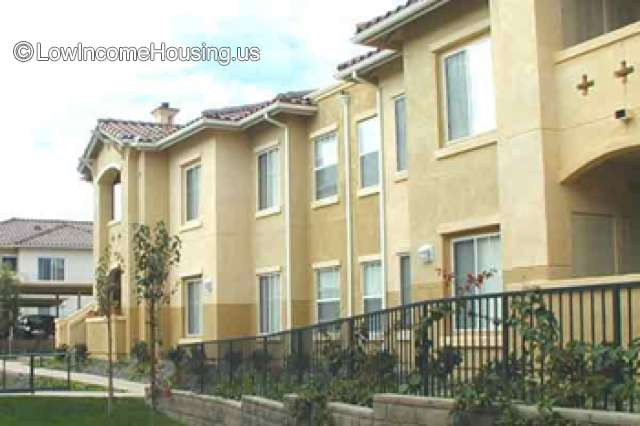 Rancho Carrillo Low Income Apartments