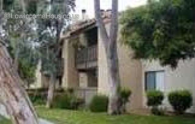 Santa Fe Ranch Low Income Apartments