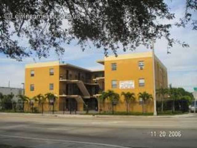Liberty Square Apartments Miami
