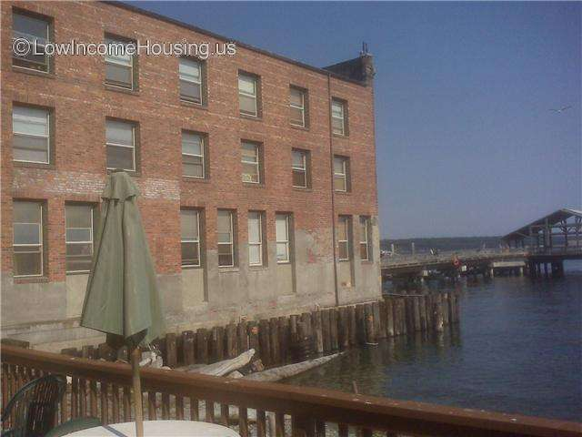 Admiralty Apartments Port Townsend