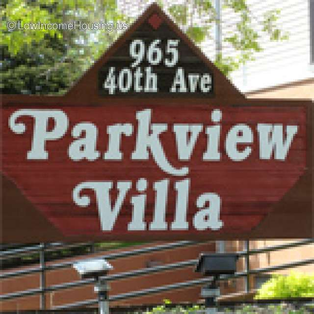 Parkview Villa North Apartments