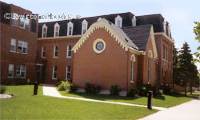 St. Michaels Housing New Ulm