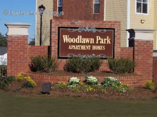Woodlawn Park Apartments McDonough
