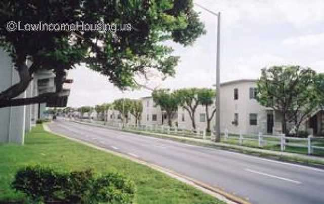 Fiftieth Street Heights Apartments Miami