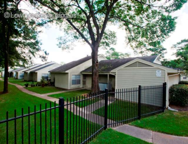 Forest Green Townhomes Houston